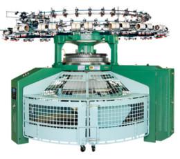 Knitting Machine (open width)