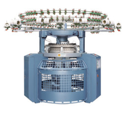 Shearing Knitting Machine